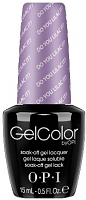 OPI Гель-лак Don You Lilac It? 15мл, GC B29