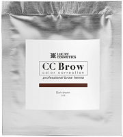 Хна для бровей CC Brow (dark brown) в саше (темно-коричневый) 5 гр
