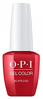 OPI Гель-лак  Big Apple Red   15 мл, GC N25A