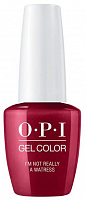 OPI Гель-лак I'm Not Really a Waitress  15мл, GC H08A